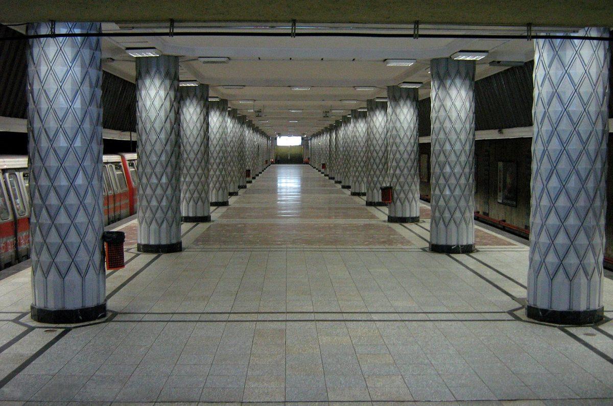Politehnica station Bucharest metro e1490365227419