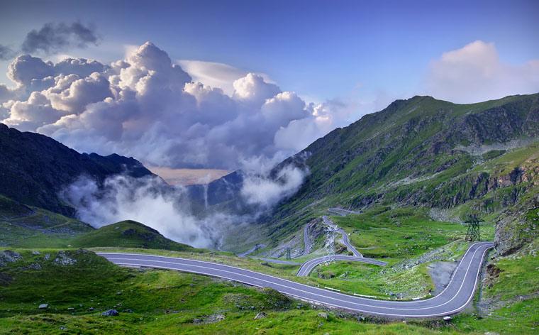 Transfagarasan highway best road in the world