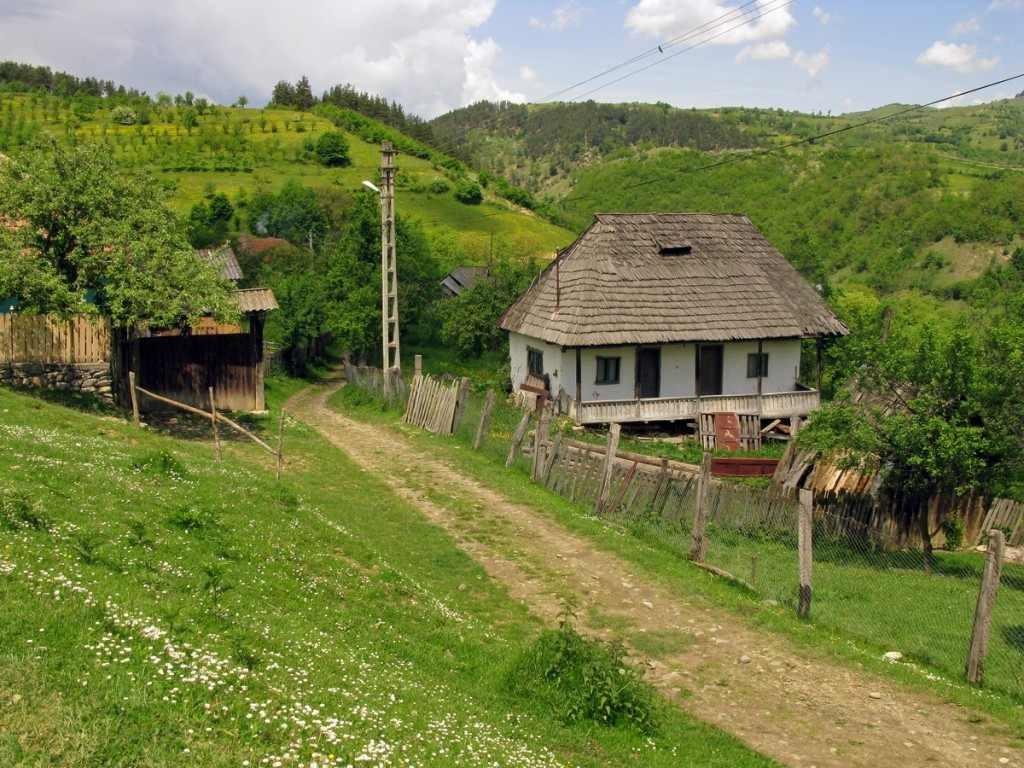 Firijba, cel mai vechi sat din România, a supraviețuit de pe vremea dacilor
