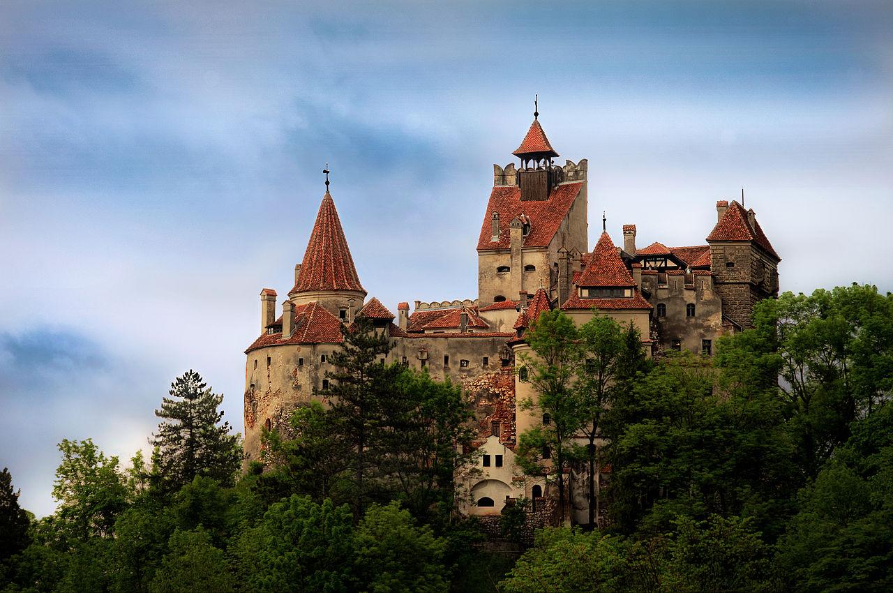Pasajul secret al Reginei Maria de la Castelul Bran. Cum arată acesta