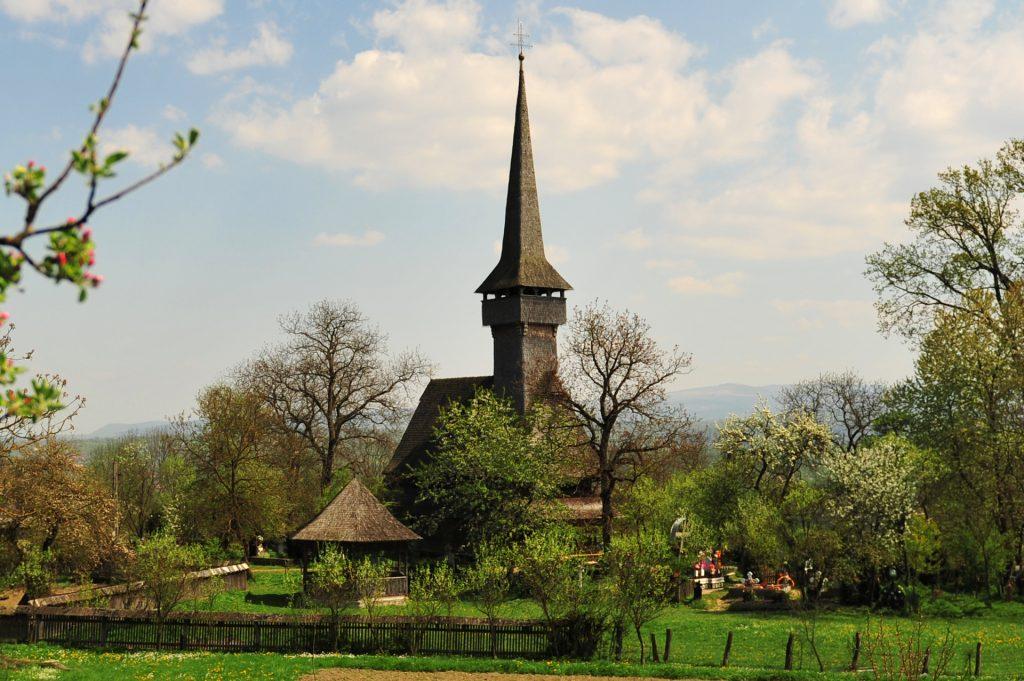 Gabriel Motica Biserica din Desesti