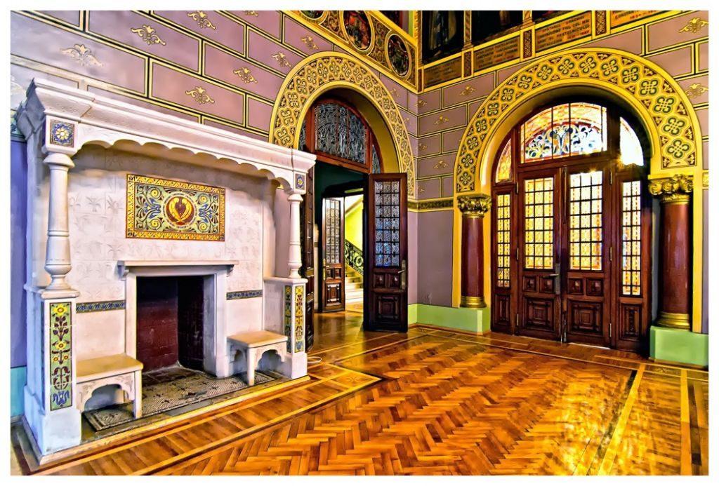 castel Cantacuzino 21