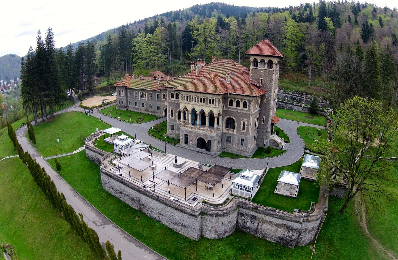 castelul cantacuzino 2