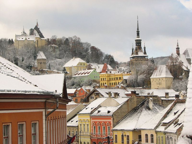 Vacanța de Crăciun: 15 idei de concediu în România