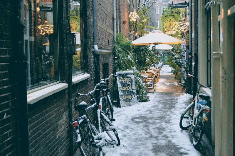 5 locuri mai puțin populare de vizitat în Amsterdam (în orice anotimp)