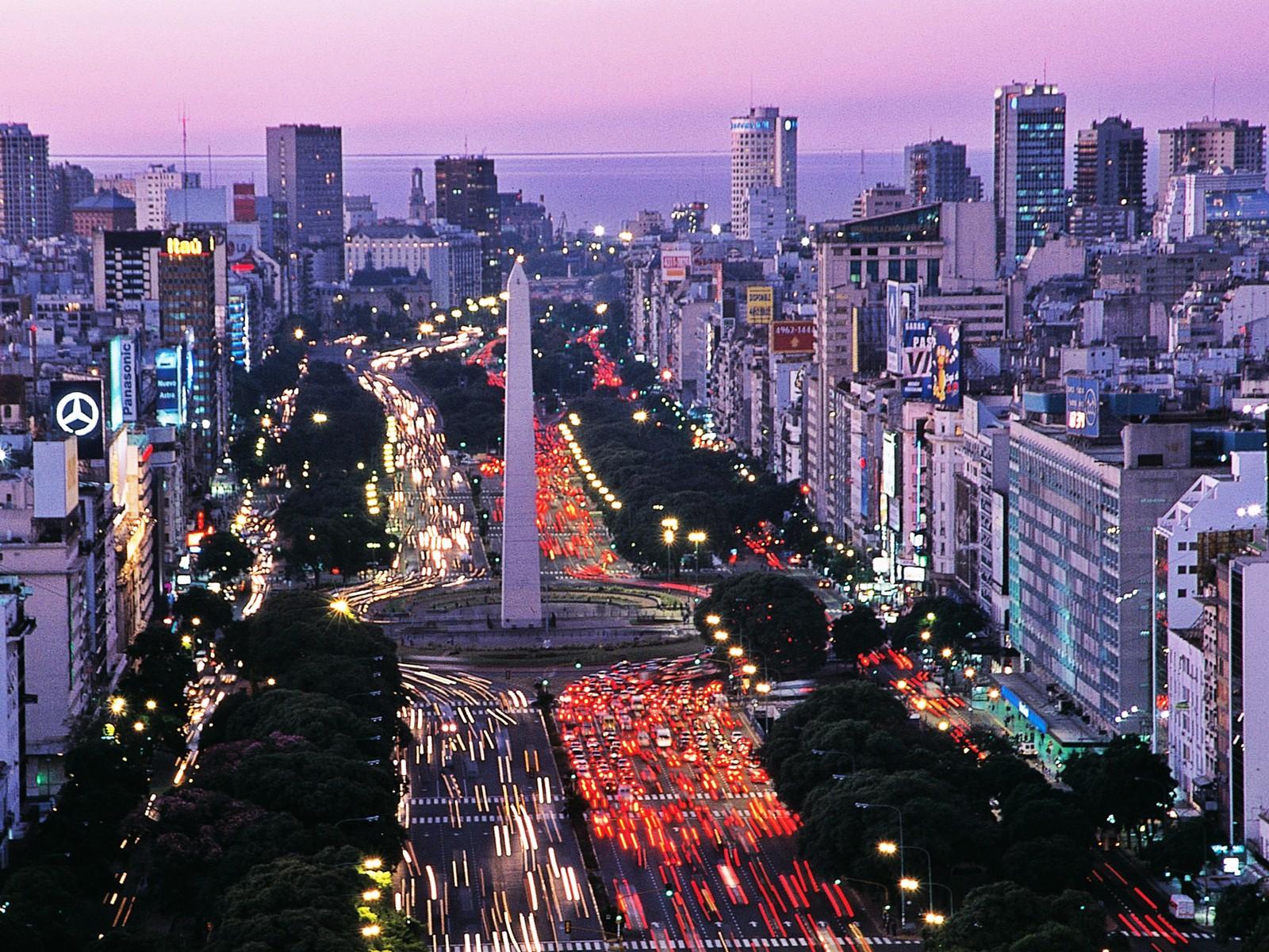 Vibrantul Buenos Aires