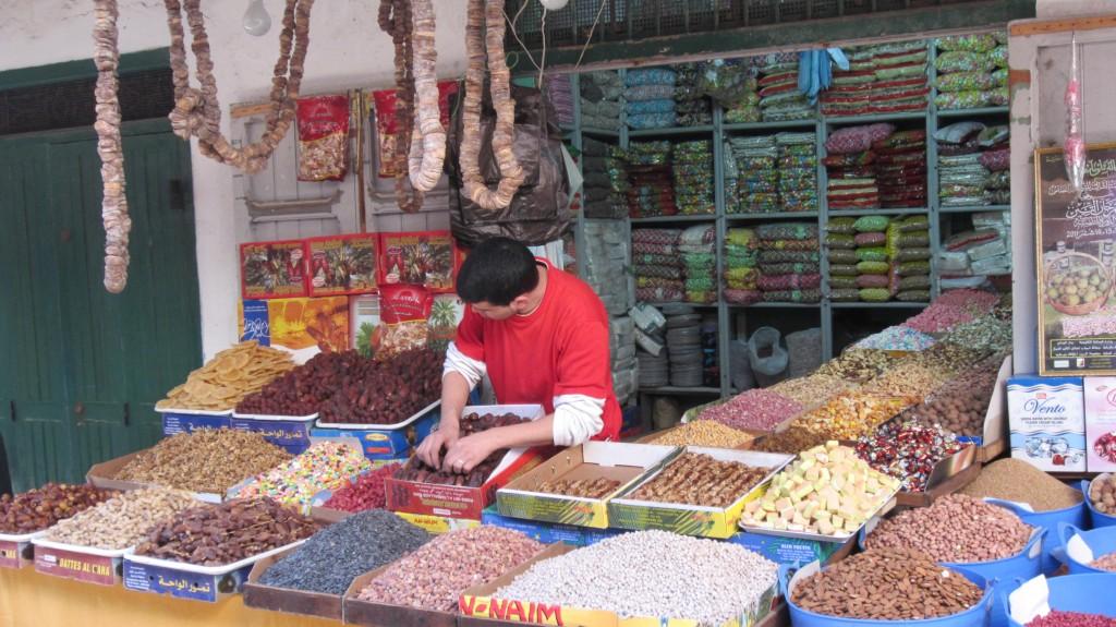 O zi în Maroc