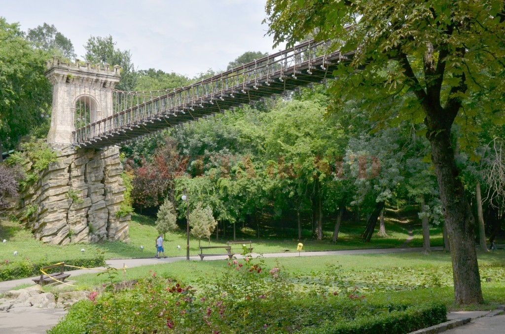 Secretele parcului Romanescu, cea mai mare zonă verde urbană din România