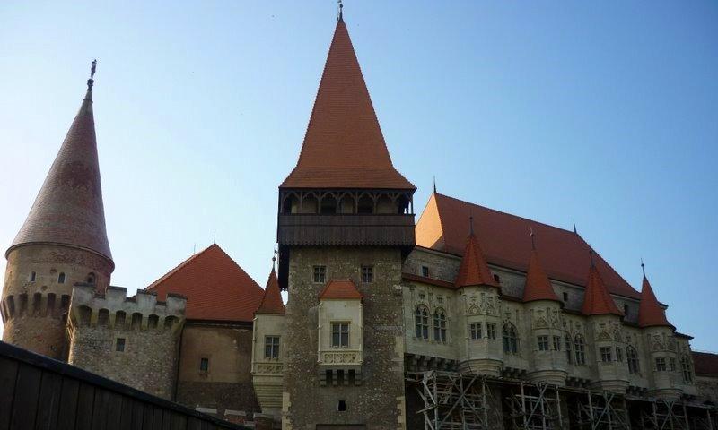 Castelul Huniazilor – închisoare pentru Dracula?