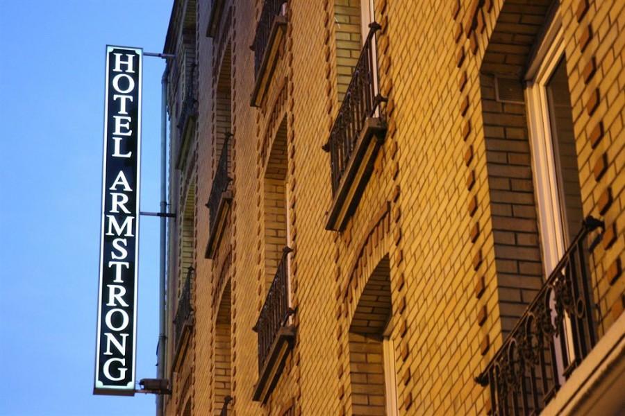 Recomandare de cazare în Paris: Hotel Armstrong