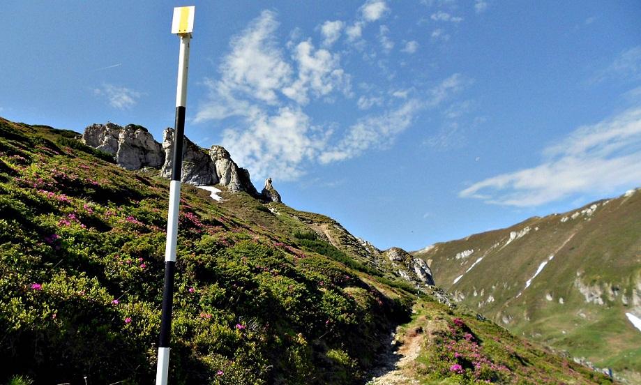 Idei de weekend: Trekking în Bucegi- Mălăiești-Lacul Țigănești