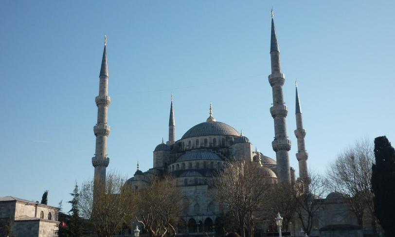 Istanbul – orașul celor 1001 de moschei