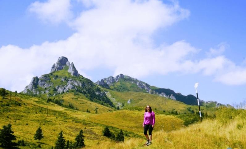 Idei de weekend pe munte: Șaua Gropșoarele din Munții Ciucaș