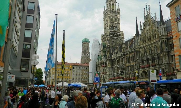 Cum să vizitezi München aproape gratis