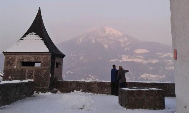 10 fotografii la înălțime în Salzburg