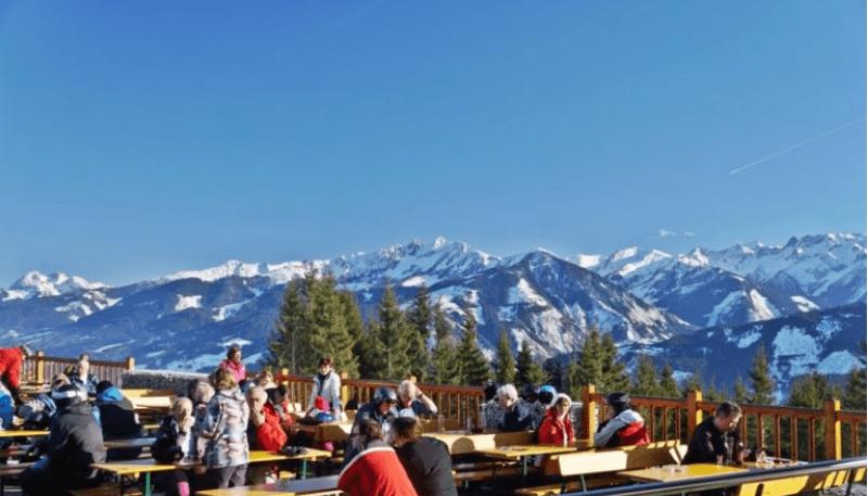Vacanță în Austria: Via Culinaria și câteva restaurante cu priveliște