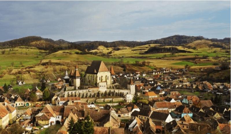 Cazare în Biertan: Review Pensiunea Unglerus