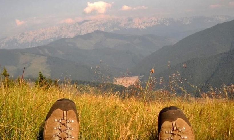 Nu pleca pe munte fără…