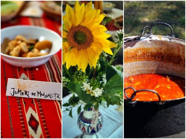 Cum a fost la Transilvanian Brunch – un sat izolat, mâncare delicioasă și oameni frumoși