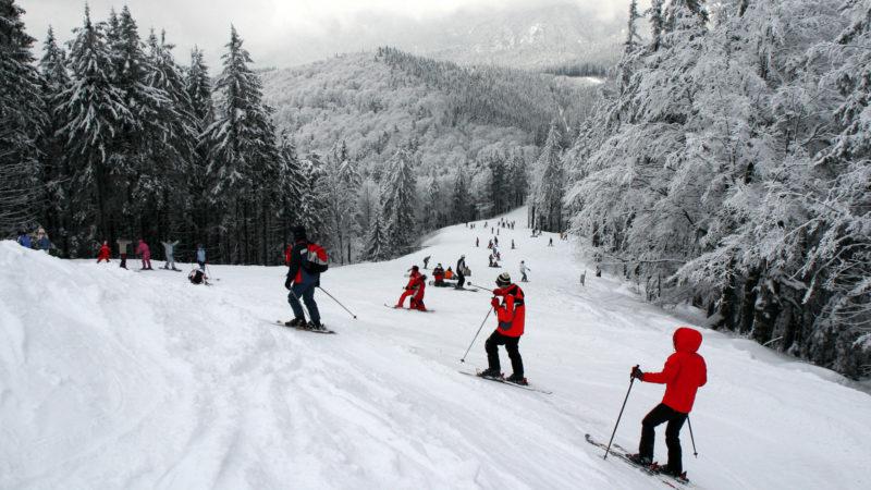 Cea mai bună destinație unde să înveți să schiezi