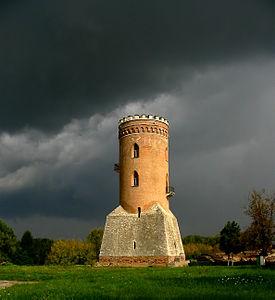 Turnul Chindiei, simbol al oraşului Târgovişte