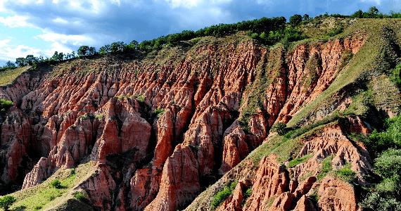 canionul rapa rosie