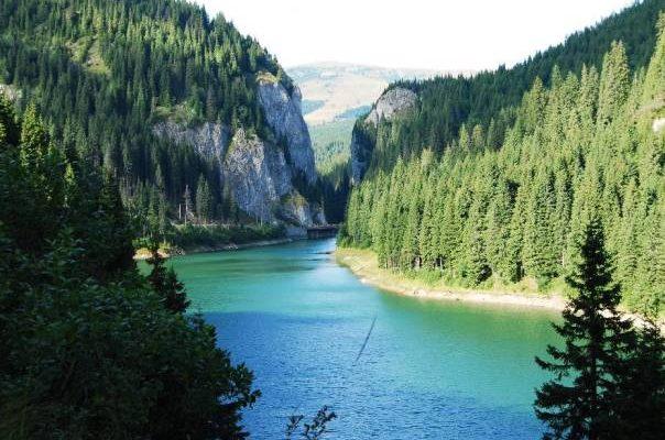 Minunile Dâmboviței lacul Scropoasa 3