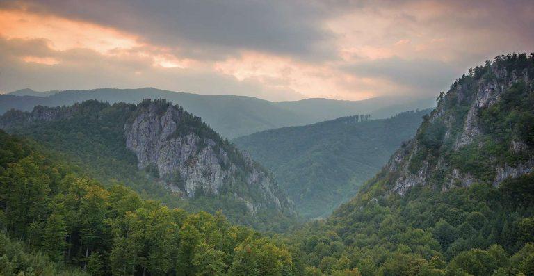Parcul National Domogled V Cernei