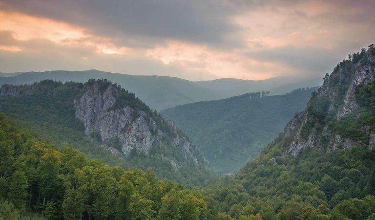 Traseu prin Domogled – Parcul Național Valea Cernei