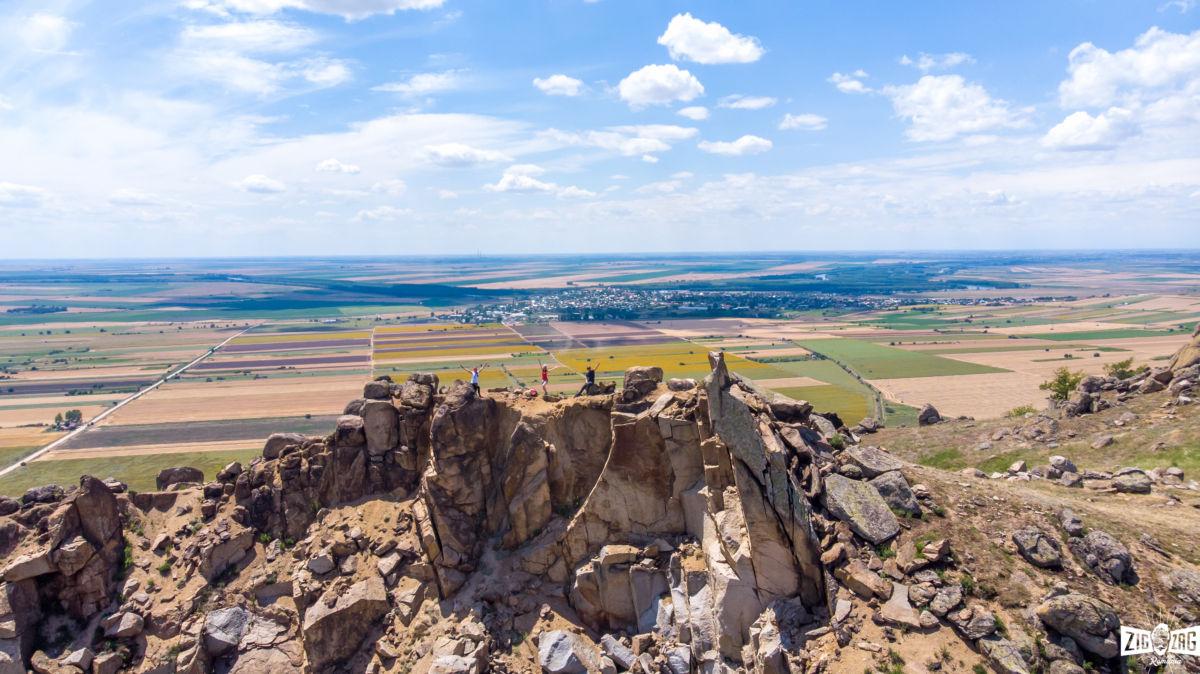 Traseu montan în Tulcea | Munții înțelepți ai României