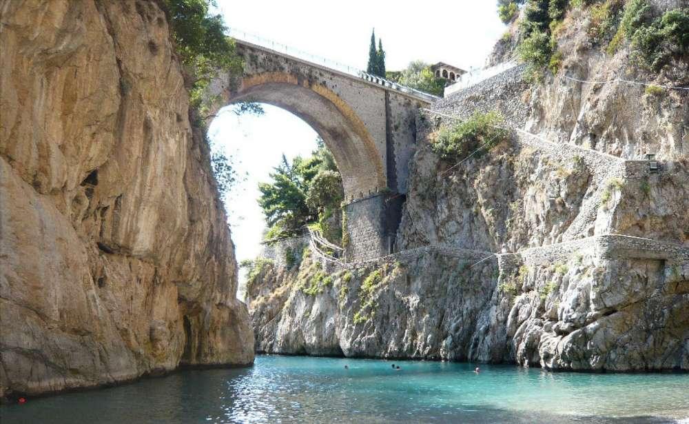 Coasta Amalfi – Fiordo di Furore