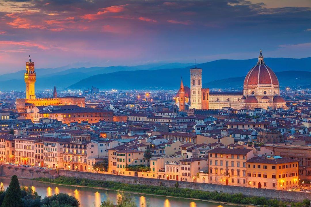 Obiective turistice în Florența, orașul-muzeu al Italiei