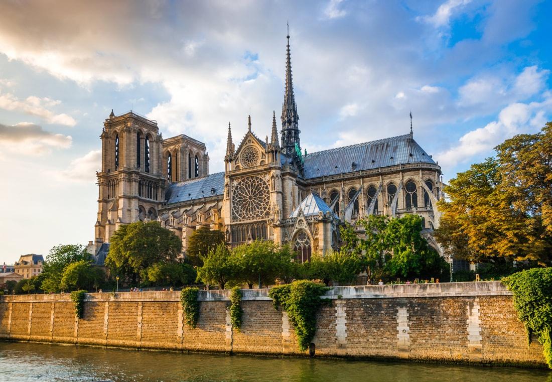 Top 8 cele mai frumoase catedrale din Europa