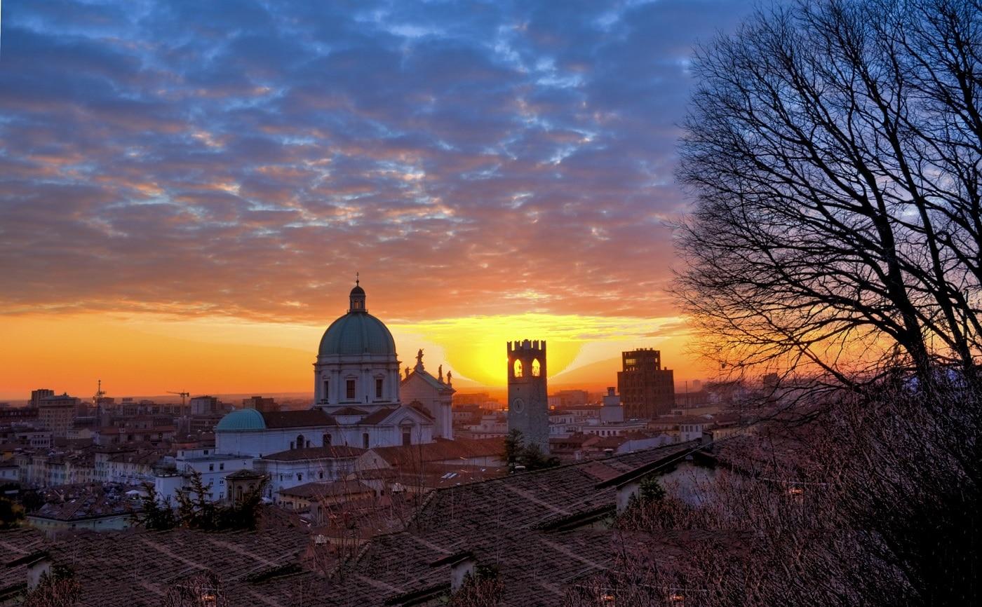 Brescia, orașul monumentelor medievale