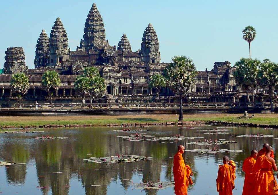 SIEM REAP, CAMBODGIA: AM VIZITAT INCREDIBILUL ANGKOR WAT!