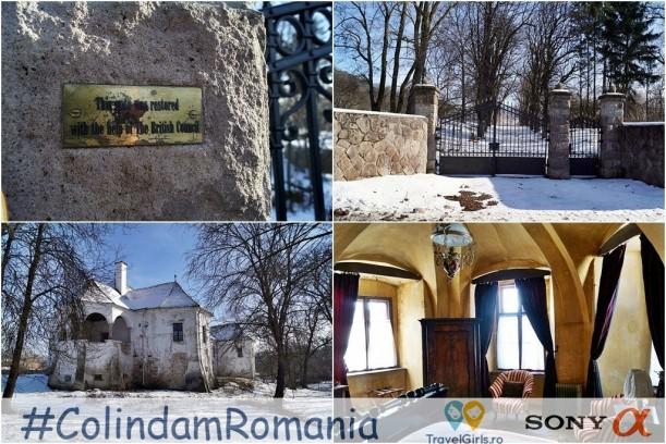 Guesthouse Contele Kalnoky Miclosoara Covasna Romania by TravelGirlsRo castelul2