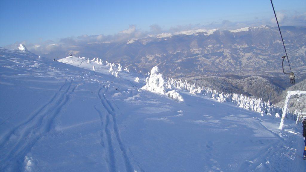 Ski resort Straja 1