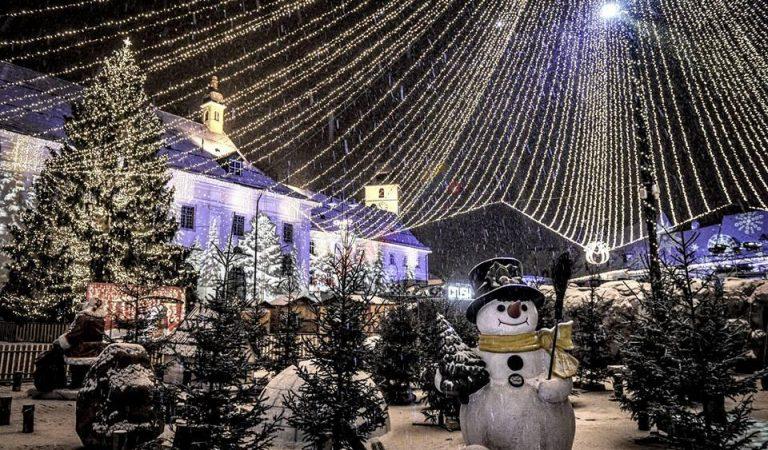Cele mai frumoase târguri de Crăciun din România
