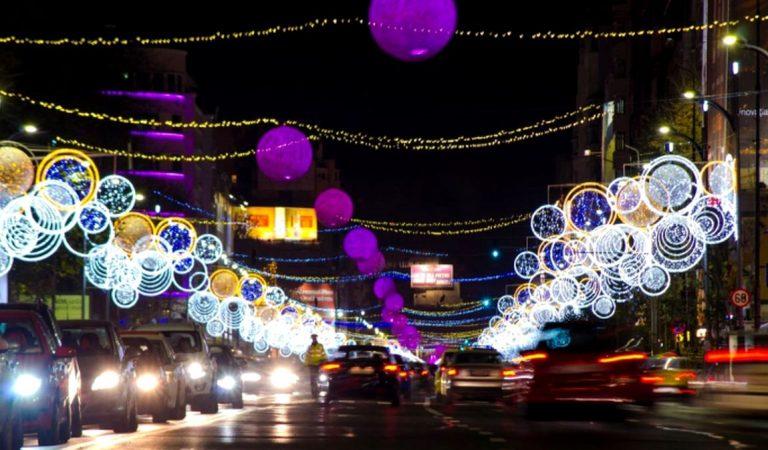 Programul Târgului de Crăciun din Bucureşti