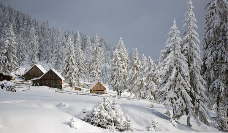 Top 5 destinaţii de iarnă din România