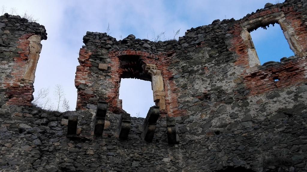 Cetatea medievala Soimos 95