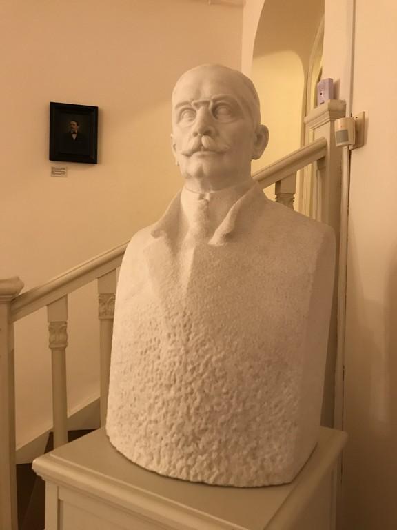 Muzeul profesor doctor Victor Babes obiective turistice Bucuresti Romania 14