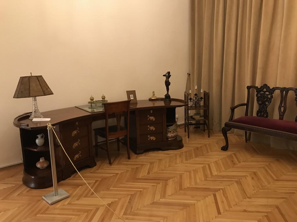 Muzeul profesor doctor Victor Babes obiective turistice Bucuresti Romania 19