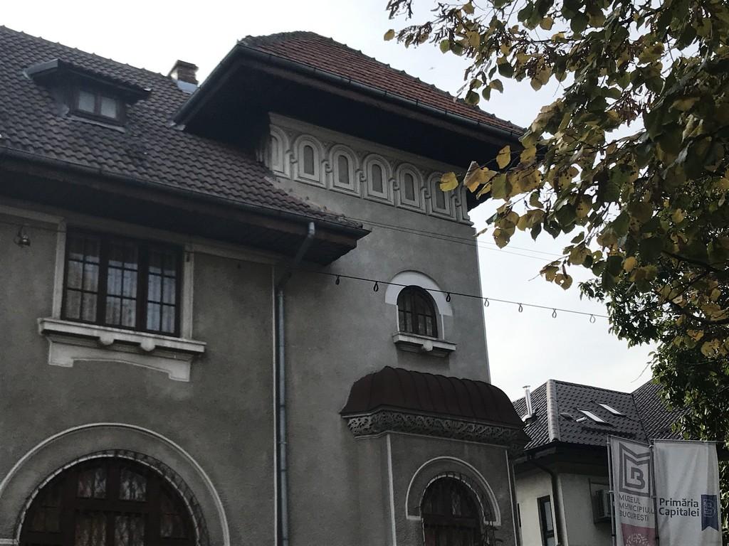 Muzeul profesor doctor Victor Babes obiective turistice Bucuresti Romania 4 1