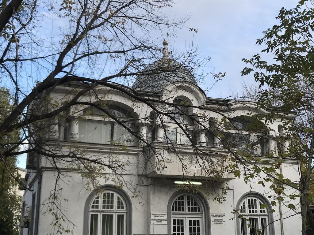 Spitalul de Boli Infectioase si Tropicale Victor Babes Bucuresti Soseaua Mihai Bravu 1