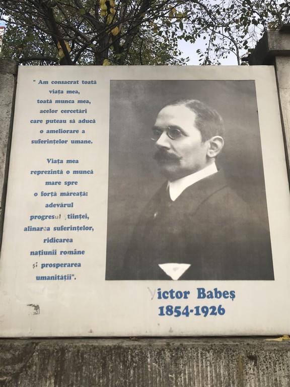 Spitalul de Boli Infectioase si Tropicale Victor Babes Bucuresti Soseaua Mihai Bravu 2