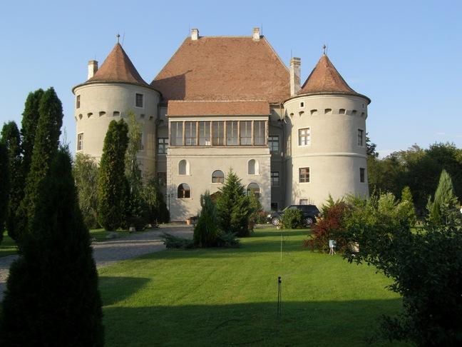 castelul bethlen haller cetatea de balta