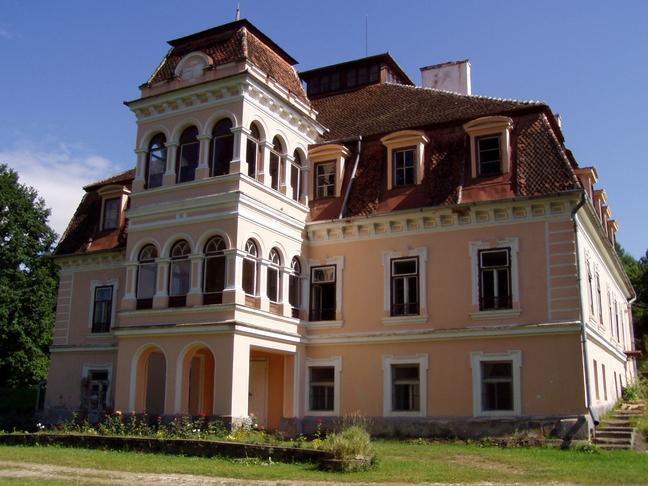 castelul mikes
