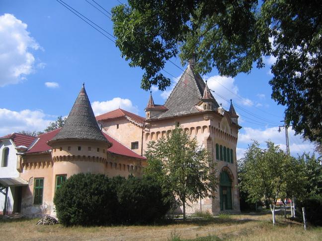 castelul purgly sofronea