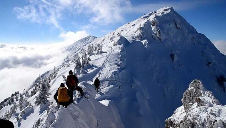 La pas, prin munţii noştri